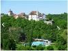 Blick auf Vellberger Städtle mit Freibad  - @ Autor: Silke Rüdinger  - © Quelle: Hohenlohe + Schwäbisch Hall Tourismus e.V.