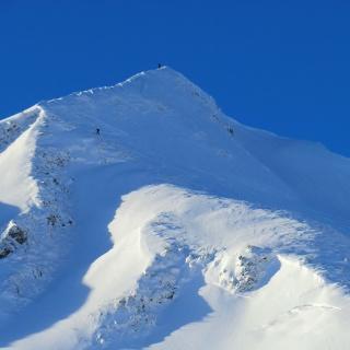 Gipfelhang Güntlespitze