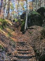 Foto Aufstieg zum Gogrisch