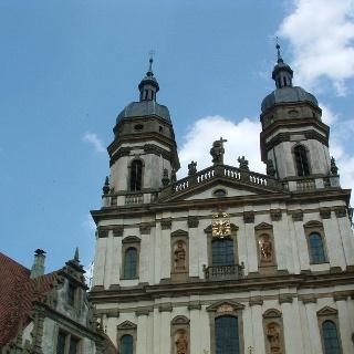 Kloster Schöntal im Jagsttal, Hohenlohe