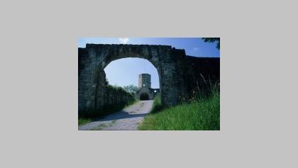 Ruine Forchtenberg