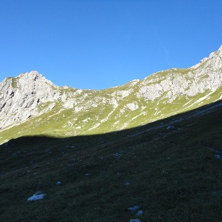Töbelejoch 2101 m