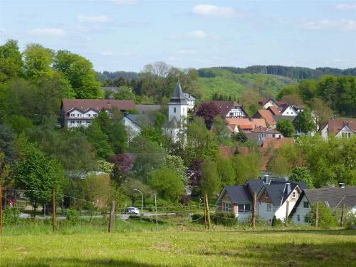Zugangsweg Sauerland-Waldroute: Von Eisborn nach Binolen