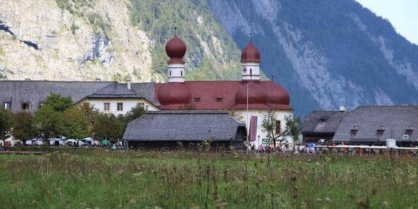St. Bartholomä