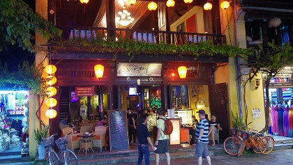Lampions in Hoian