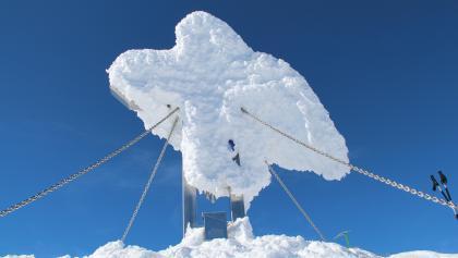 Gipfelkreuz Geiselspitze