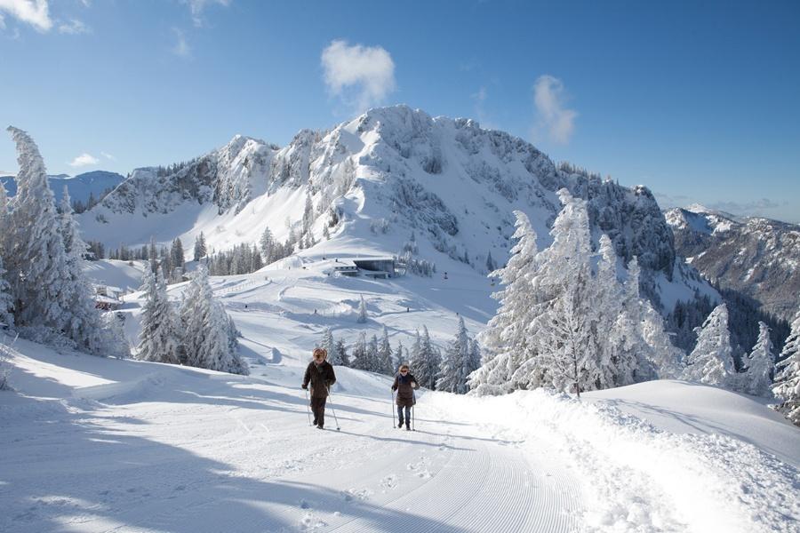 Winterwandern-©Autor: Judith Simon, Quelle: Kampenwandseilbahn GmbH