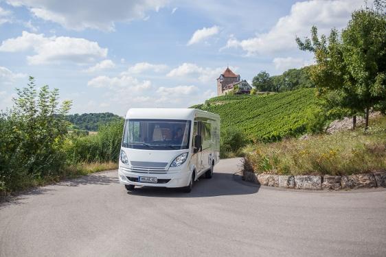 Wohnmobil-Themenroute Kur & Bäder