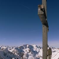 Gipfelkreuz am Samerschlag