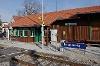 Bahnhof Lengenwang.  - @ Autor: Martin Lässig  - © Quelle: Outdooractive Redaktion