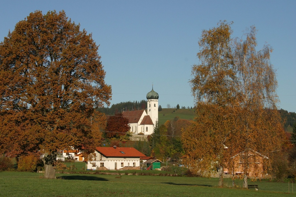 Kirche St. Georg in Böbing ()