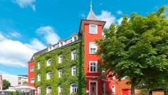 Das Hotel Schwärzler in Bregenz