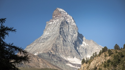 Die Wanderung rund ums Matterhorn
