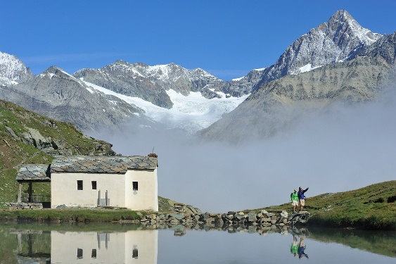 High-Altitude Trail