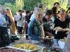 Lecker essen beim Grillevent macht Spaß  - @ Autor: Beate Philipp  - © Quelle: Hardy Mann