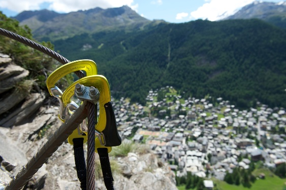 Via ferrata Schweifinen - Route A