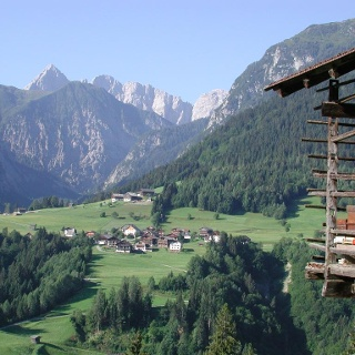 Nostra - Biegengebirge