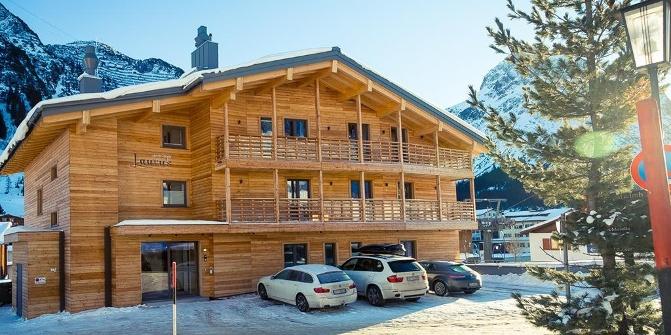 Arlberg Unterkunft Hotel Spa