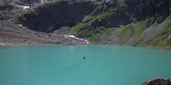 Gletscherwassersee