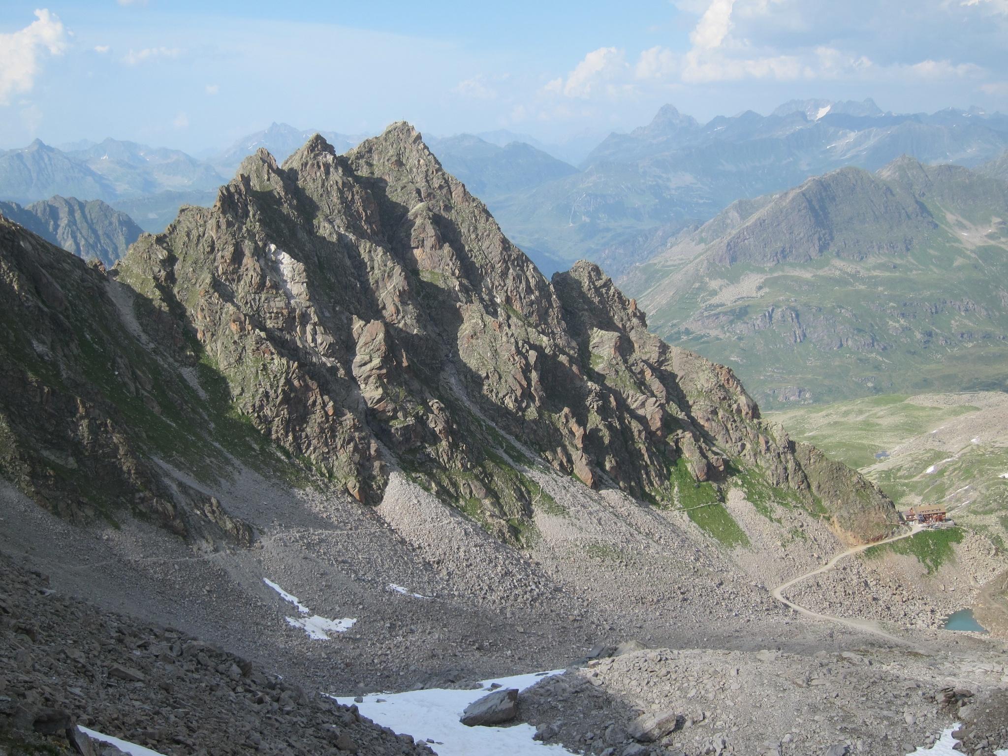 Klettersteig Vorarlberg : Saula klettersteig t o u r e n s p