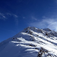 Der Gipfelaufbau des Pirchkogel