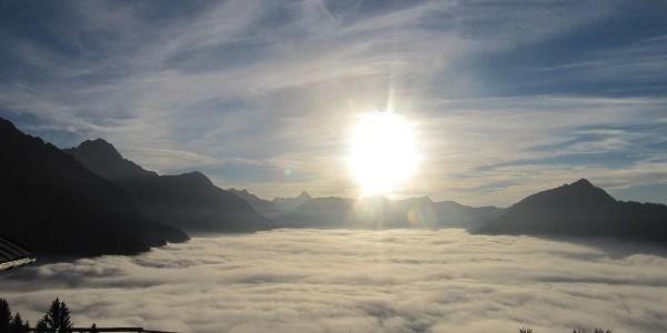 Alpe Kuhgehren Aussicht II
