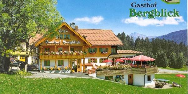 Gasthof Bergblick Sommer