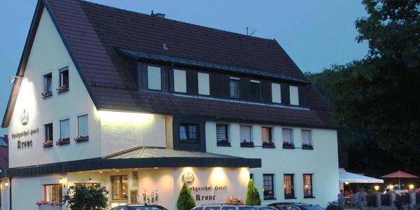 Die Krone in Sindringen ist ein idealer Ausgangspunkt für Ausflüge, z. B. ins nahe Kloster Schöntal