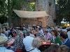 Unterhaltung auf dem Einkorn mit der Gruppe Annaweech  - @ Autor: Beate Philipp  - © Quelle: Hohenlohe + Schwäbisch Hall Tourismus e.V.
