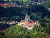 Blick auf die Comburg Schwäbisch Hall  - @ Autor: Beate Philipp  - © Quelle: Hohenlohe + Schwäbisch Hall Tourismus e.V.