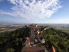 """Waldenburg der """"Balkon Hohenlohes"""" mit Blick auf den Lachnersturm  - @ Autor: Beate Philipp  - © Quelle: Hohenlohe + Schwäbisch Hall Tourismus e.V."""