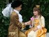 Für Kinder ein unvergessliches Erlebnis - einmal Prinz und Prinzessin sein, im Schloss Weikersheim ist das möglich.   - © Quelle: Schloss Weikersheim