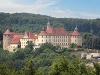 Beeindruckend thront Schloss Langenburg über dem Jagsttal   - © Quelle: Hardy Mann