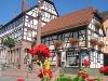 Tourist-Info Buchen im Fachwerkhaus  - @ Autor: Beate Philipp  - © Quelle: Hohenlohe + Schwäbisch Hall Tourismus e.V.