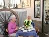 Kaffee und Kuchen im Museum  - @ Autor: Beate Philipp  - © Quelle: Hardy Mann