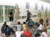 Römische Geschichte spannend wie ein Krimi  - @ Autor: Beate Philipp  - © Quelle: Limesmuseum