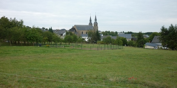 Helfant and Helfant Cathedral from the north