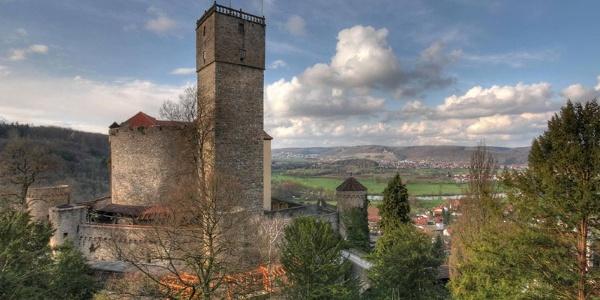 Stauferburg Guttenberg