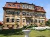 Früher Residenz der Fürsten zu Langenburg, heute Ort für stilvolle Events im Schlossgarten  - @ Autor: Beate Philipp  - © Quelle: Hardy Mann