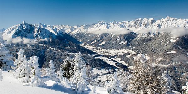 Winterwandern Stubaital