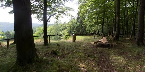 Wander-Rastplatz Sonreyhöhe