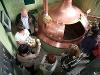 Humorvolle Brauereiführung in der Lammbrauerei Untergröningen  - @ Autor: Beate Philipp  - © Quelle: Hardy Mann