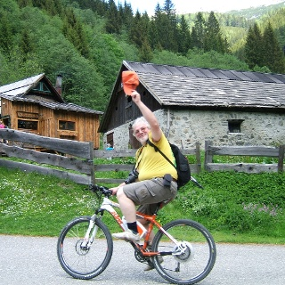 Mit E-Bike ganz bequem erreichbar: Die Stockerhütte im Tauerntal