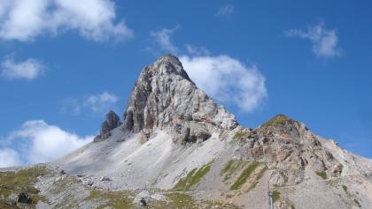 Die Kinigat von der Filmoorhütte aus gesehen 2008