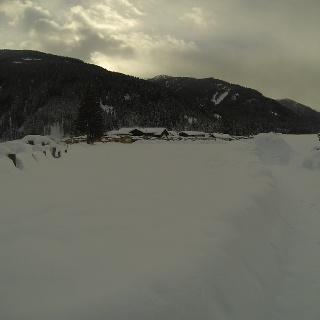 Ausgangspunkt beim Sägewerk in Bergen Bachhäusl