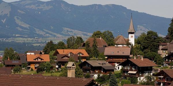 Die Gemeinde Sigriswil.