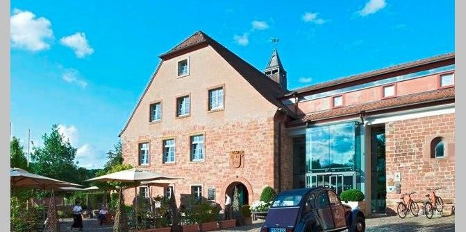 kloster hornbach hotel. Black Bedroom Furniture Sets. Home Design Ideas