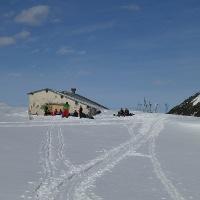 Hintere Wildenalpe im Winter