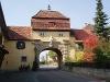 Riedbacher Tor in Schrozberg-Bartenstein  - @ Autor: Beate Philipp  - © Quelle: Hohenlohe + Schwäbisch Hall Tourismus e.V.