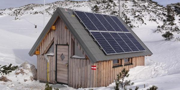 Winterraum Rieder Hütte